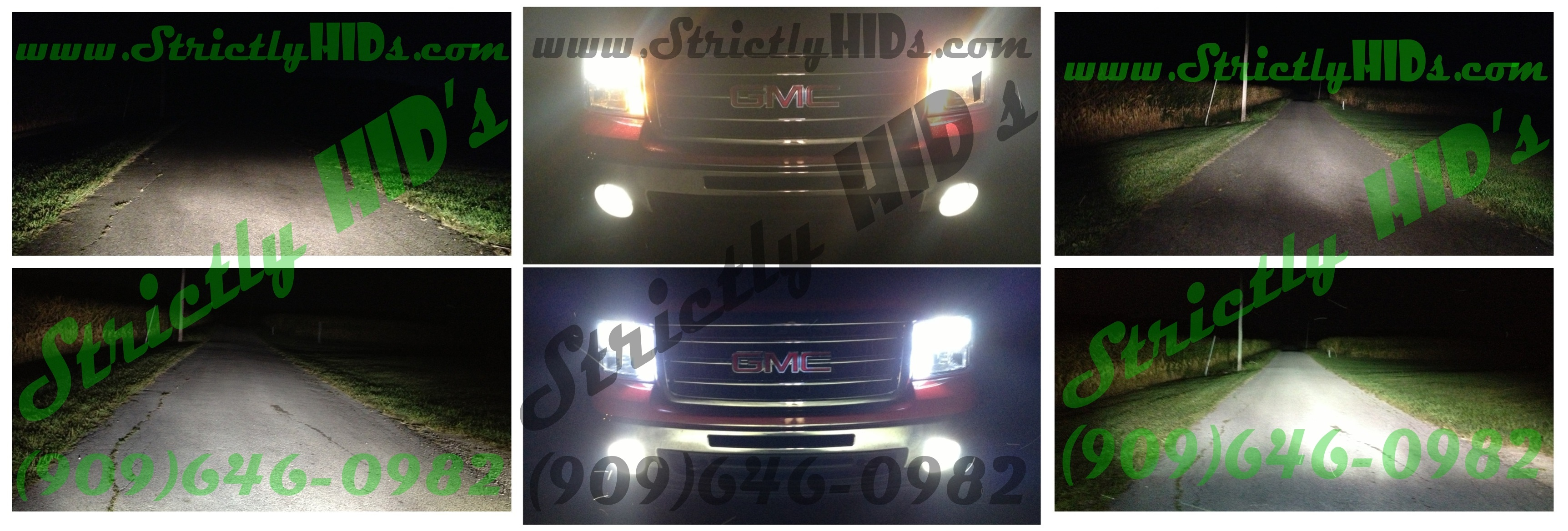 909 646 0982 Full Plug N Play Hid Kits Led Offroad