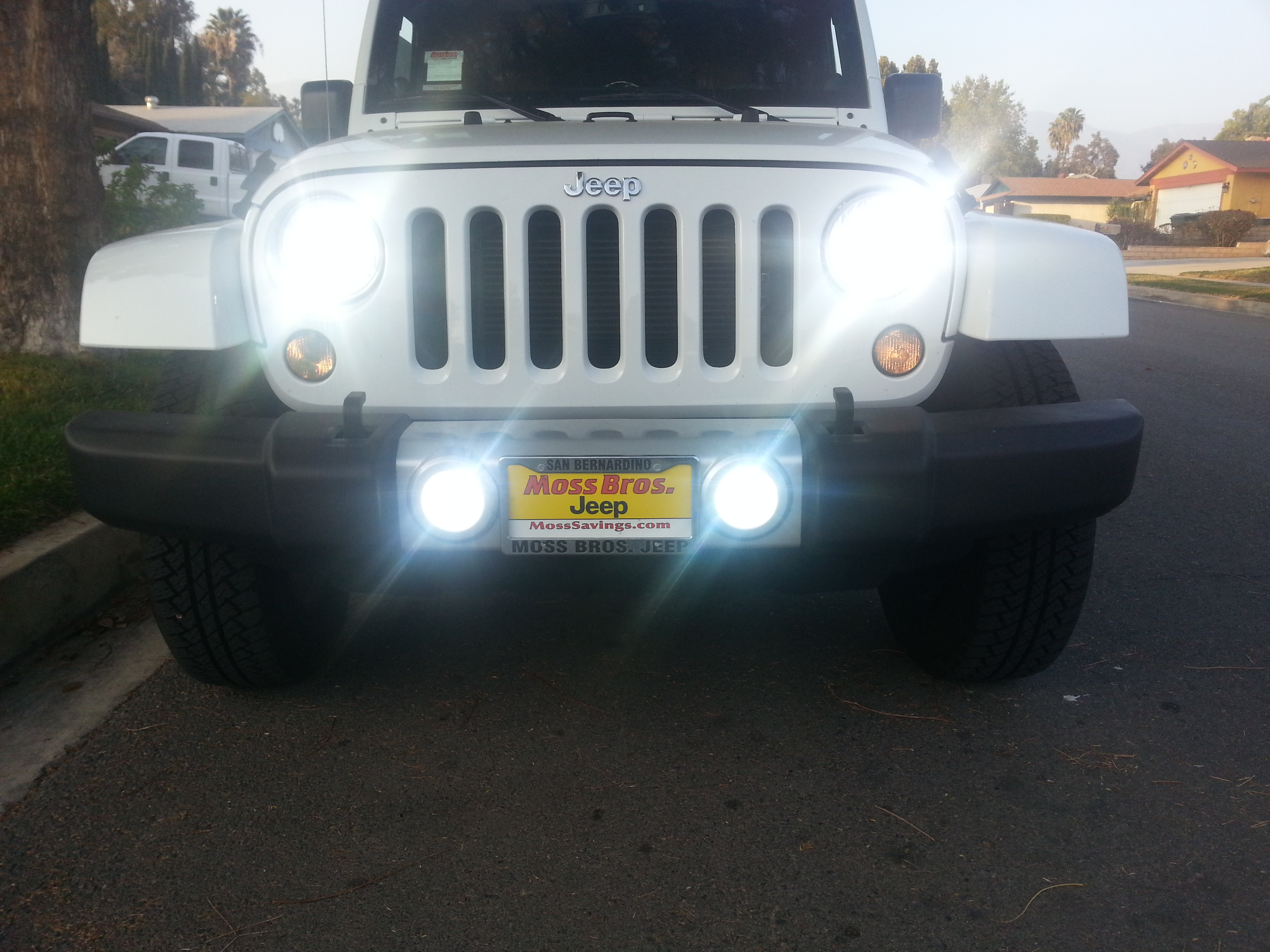 if you have your own good photos of xenon headlights for jeep wrangler. Cars Review. Best American Auto & Cars Review